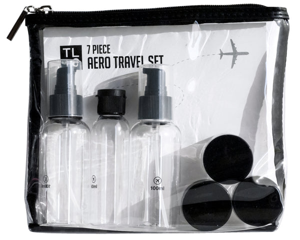 TL+C Aero Travel Set - Large