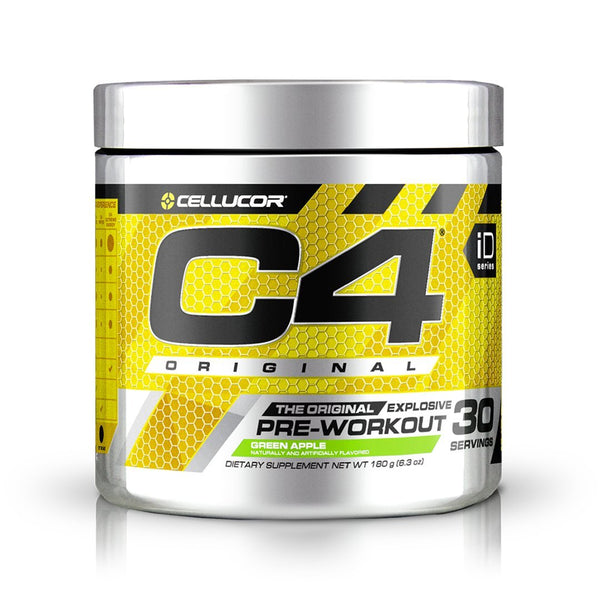 Cellucor: C4 ID Pre-Workout - Green Apple (30 Serve)