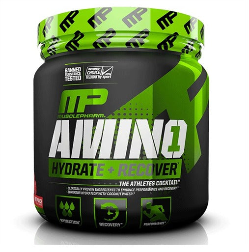 MusclePharm Amino1 Post Workout - Fruit Punch (30 Serve)