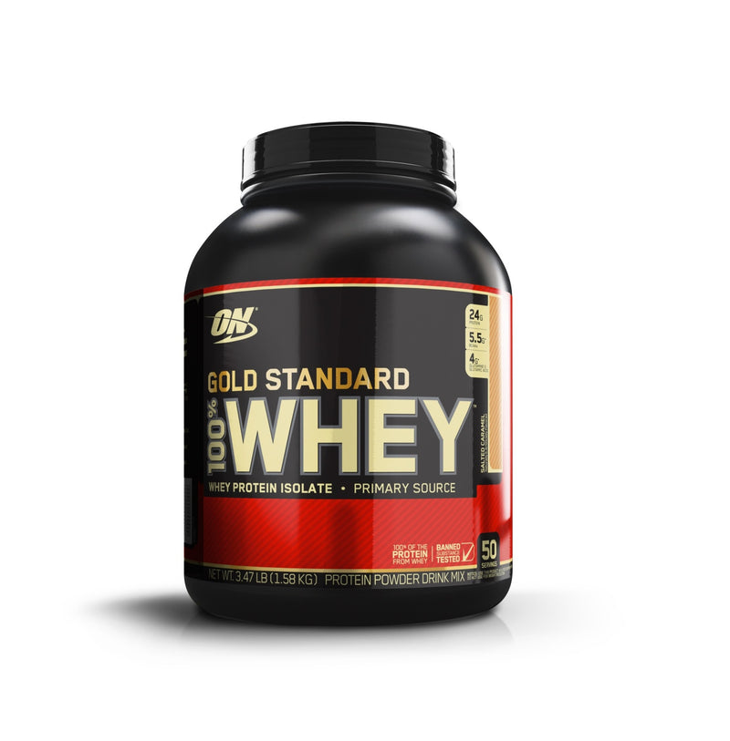 Optimum Nutrition Gold Standard 100% Whey - Salted Caramel (2.27kg)