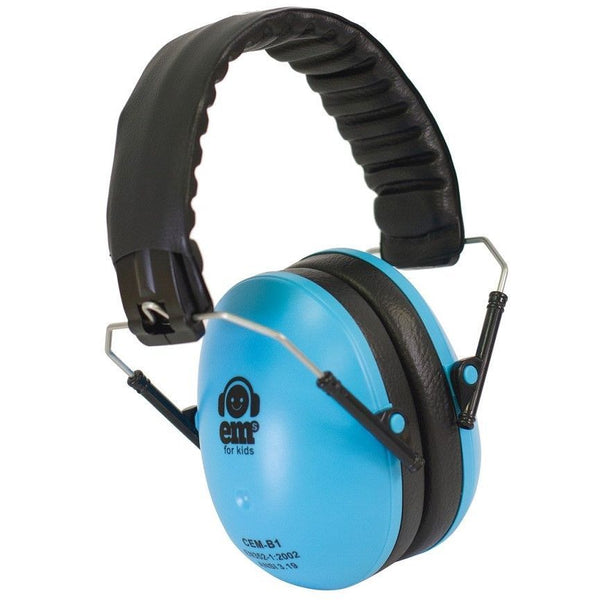 Em's for Kids: EarMuffs - Blue