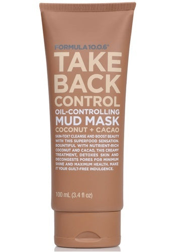Formula 10.0.6 - Take Back Control Mud Mask (100ml)