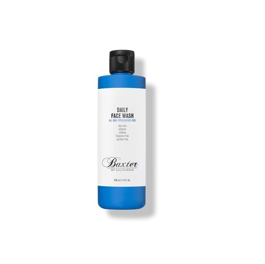 Baxter of California Face Wash: Sulfate and Paraben Free (236ml)