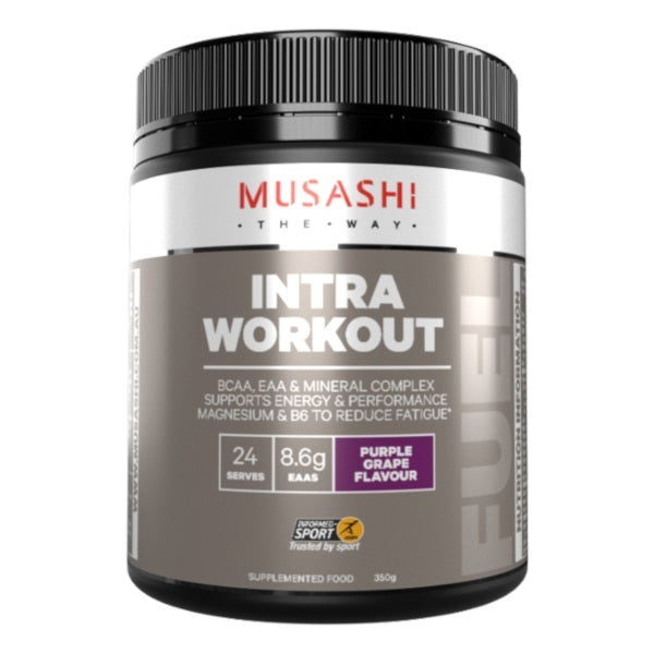 Musashi Intra-Workout - Purple Grape (340g)