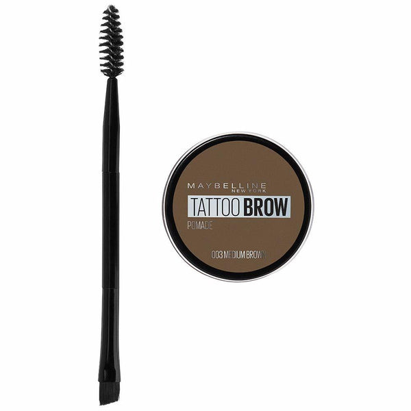 Maybelline Tattoo Brow Pomade Pot - Medium
