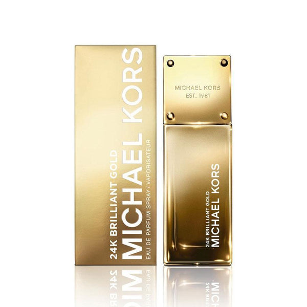 Michael Kors - 24k Brilliant Gold Perfume (EDP, 50ml)