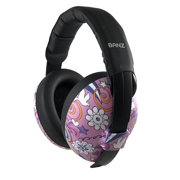 Banz Mini Earmuffs - Peace