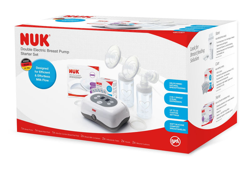 NUK: Double Electric Breast Pump