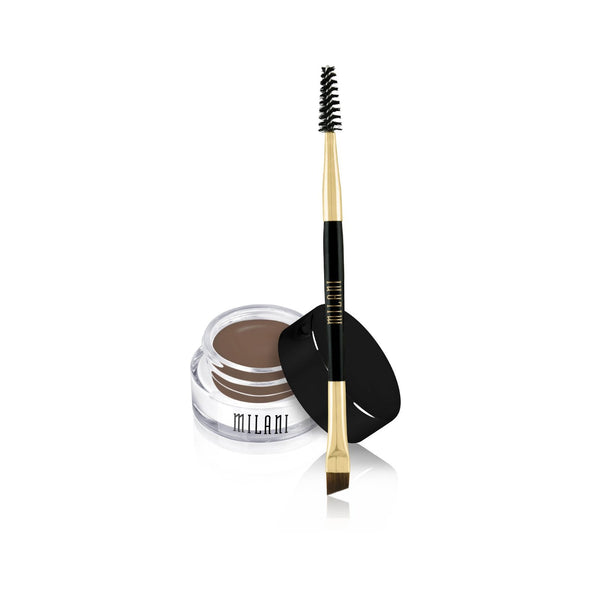 Milani Stay Put Brow Colour - Dark Brown