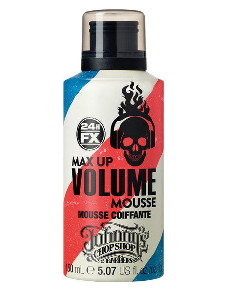 Johnny's Chop Shop - Max Up Volume Mousse (150ml)