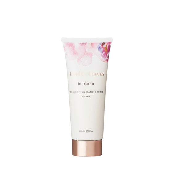 Linden Leaves In Bloom Hand Cream - Pink Petal (25ml)