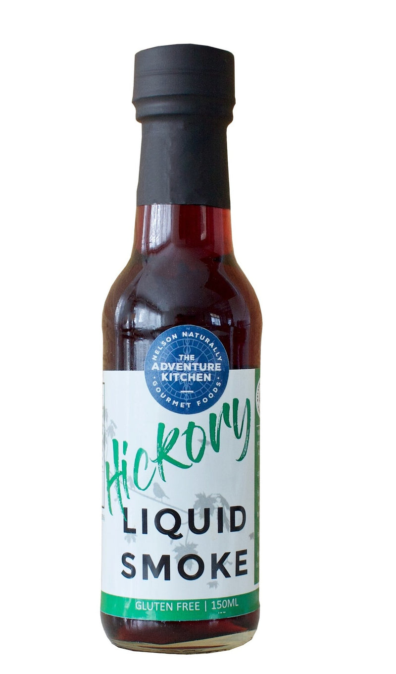 Adventure Kitchen: Liquid Smoke - Hickory 150ml