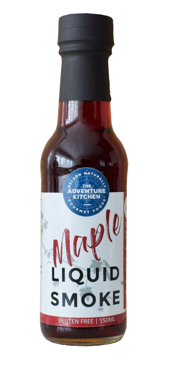 Adventure Kitchen: Liquid Smoke - Maple 150ml