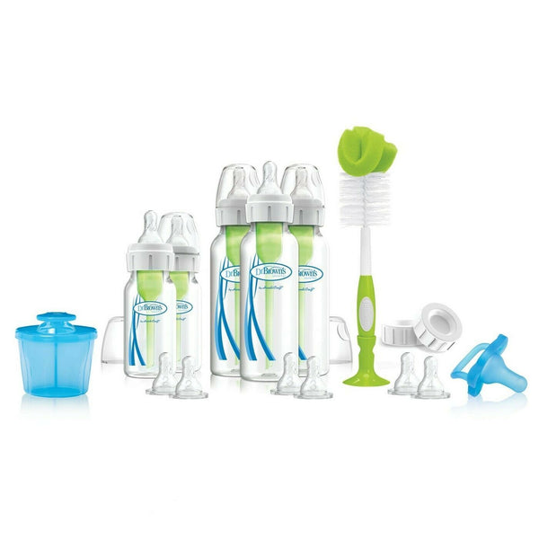 Dr Brown's: Options+ Complete Baby Bottle Gift Set