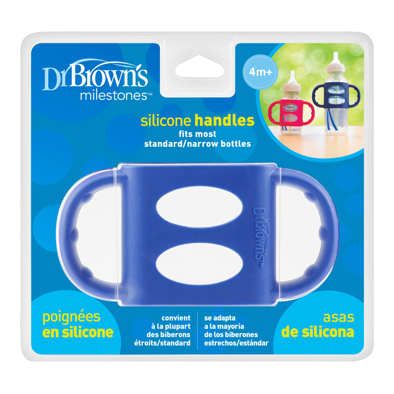 Dr Brown's Narrow Neck Silicone Handles