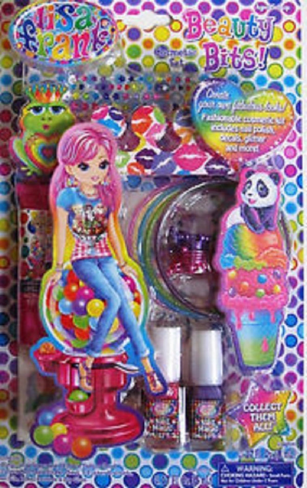 Lisa Frank - Beauty Set (Assorted Designs)