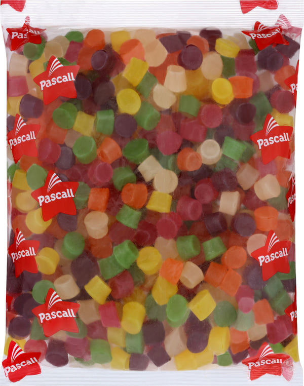Pascall Wine Gums Bulk Bag 2kg