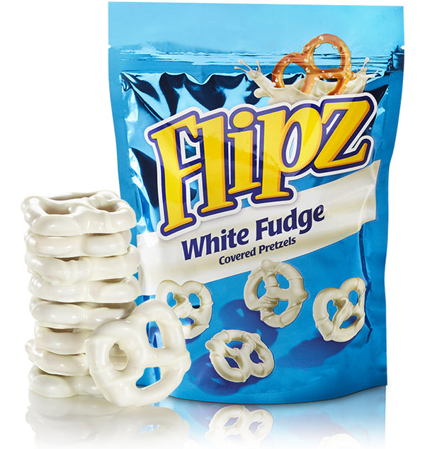 Flipz White Fudge Pretzel (142g)