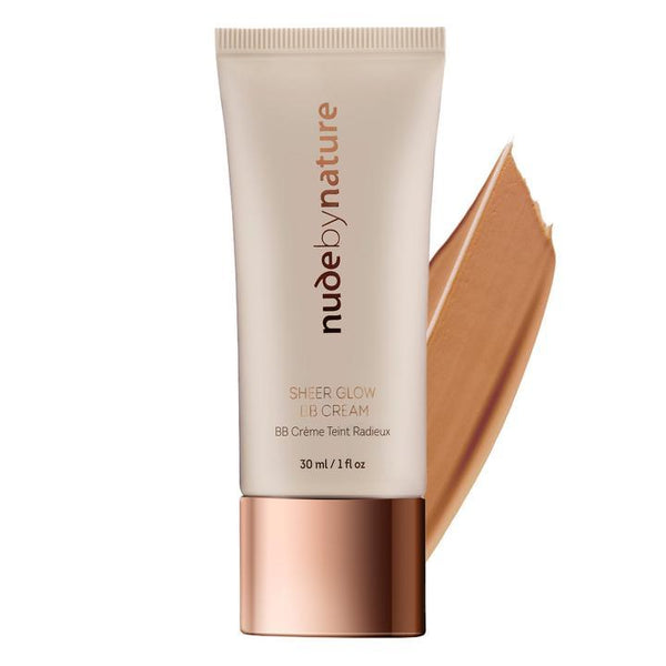 Nude by Nature Sheer Glow BB Cream - #05 Golden Tan (30ml)