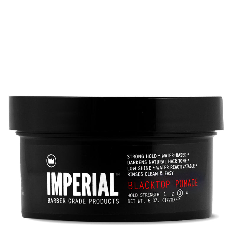 Imperial Blacktop Black-Tint Pomade
