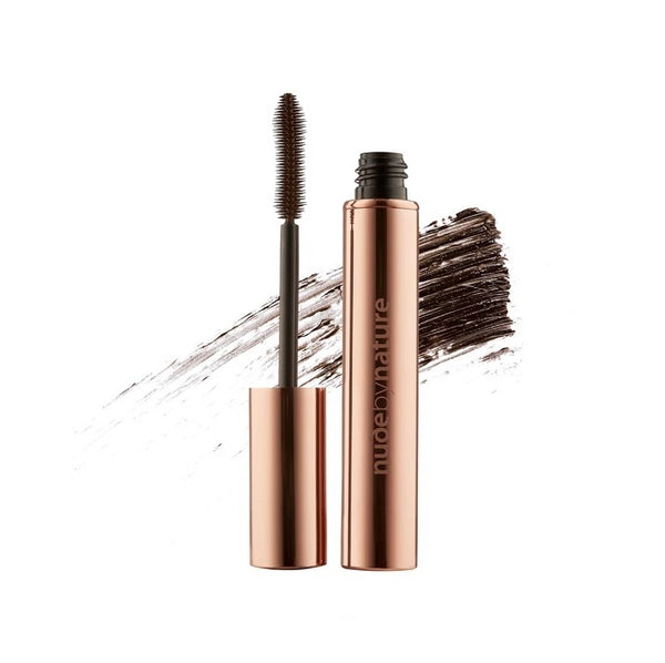 Nude By Nature: Allure Defining Mascara - #02 Brown