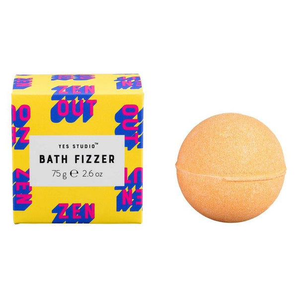 Yes Studio: Bath Fizzer - Zen Out (Jasmine Scent)