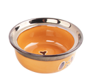 Pawise: Dog Gold Bowl - 1100ml/Golden