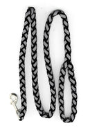Pawise - Dog Reflective Leash - Small/Black (10mm x 120cm)