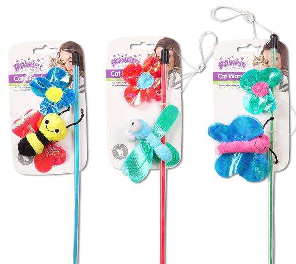 Pawise: Insect Wand Asst. - 45cm