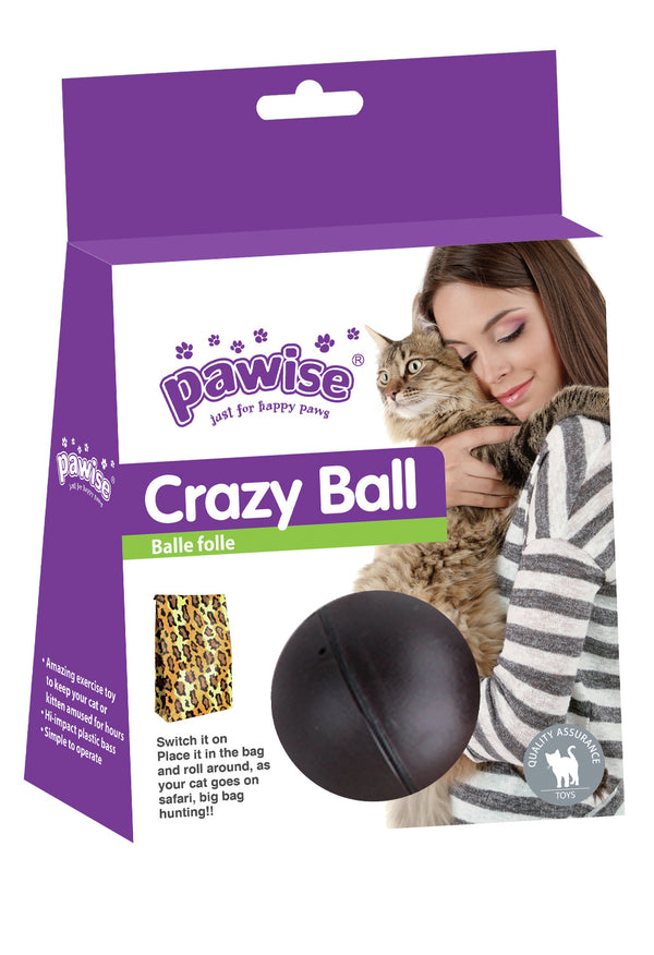 Pawise: Crazy Ball 8.5cm