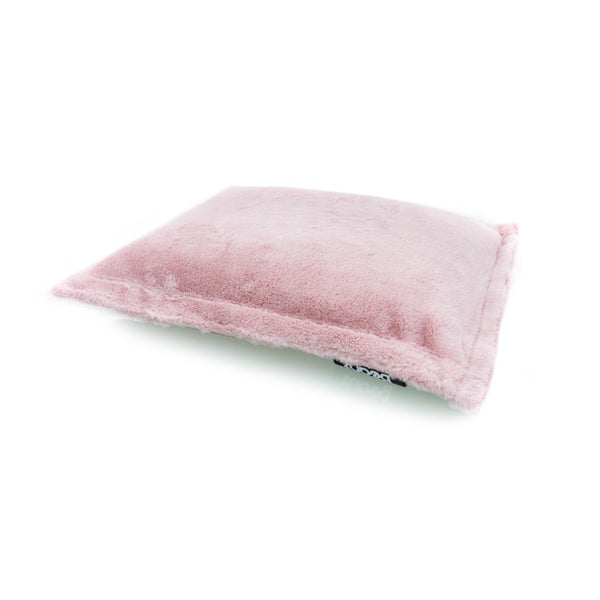 Beanz: Plush Cat or dog Bed Filled - Dusty Pink