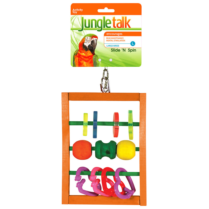 Jungle Talk: Slide N Spin - Large