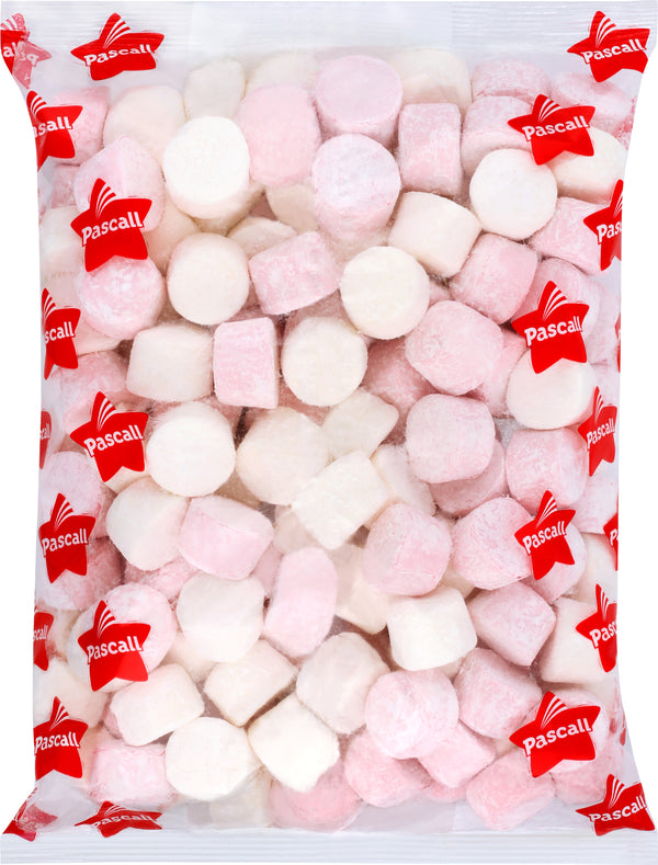 Pascall Marshmallows Bulk Bag 1kg