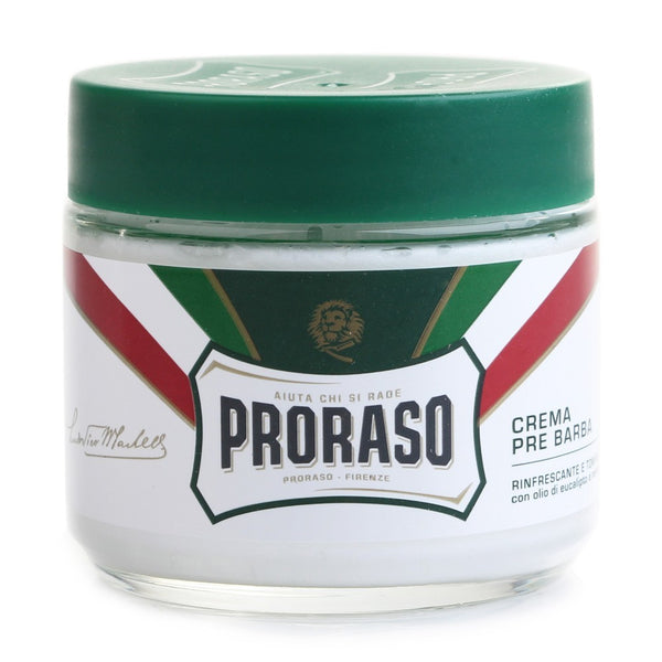 Proraso: Green Pre-Shave Cream (100ml)