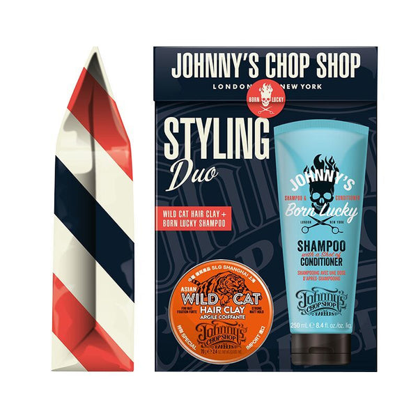 Johnny's Chop Shop: Styling Duo Gift Set