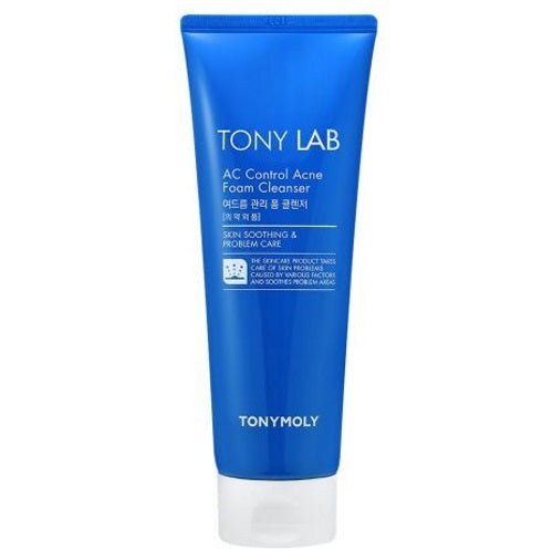 Tony Moly: Tony Lab - AC Control Acne Foam Cleanser (150ml)