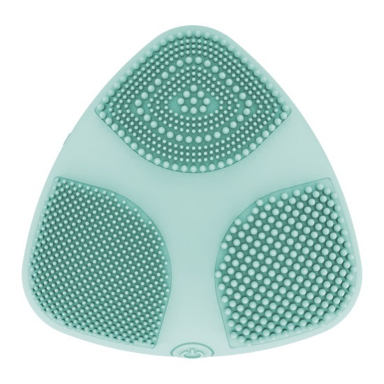 True Glow Skin Pod Silicone Cleansing Brush