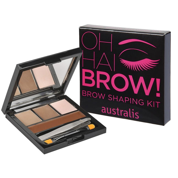 Australis: Oh Hai Brow! Brow Shaping Kit