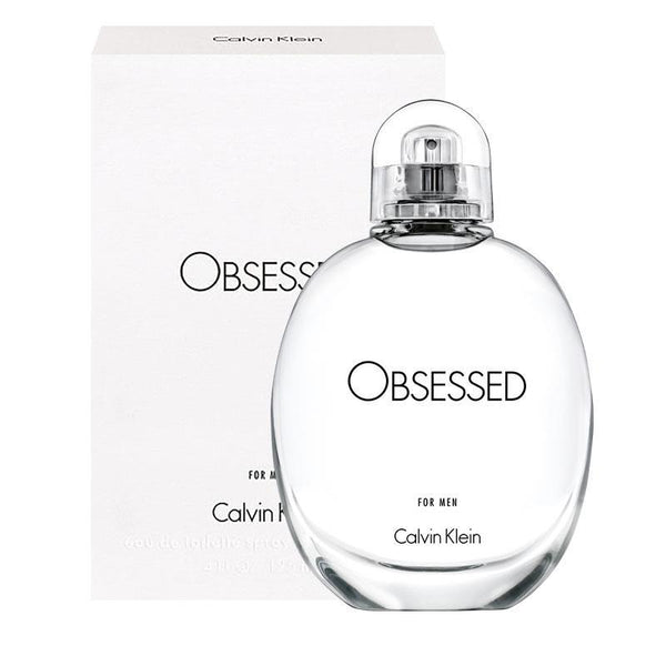 Calvin Klein: Obsessed For Men Fragrance (EDT, 75ml)