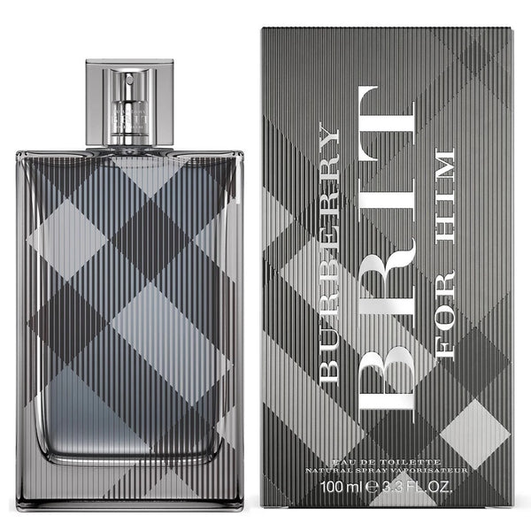 Burberry - Brit For Men Perfume (100ml EDT)