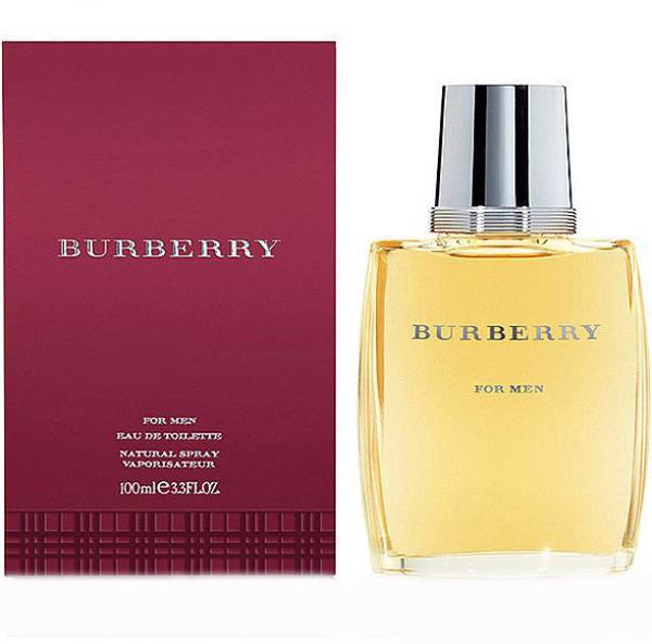 Burberry: Burberry For Men Fragrance (EDT, 100ml)