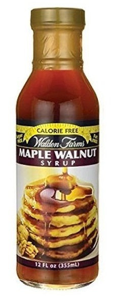 Walden Farms: Maple Walnut Syrup - (355ml)