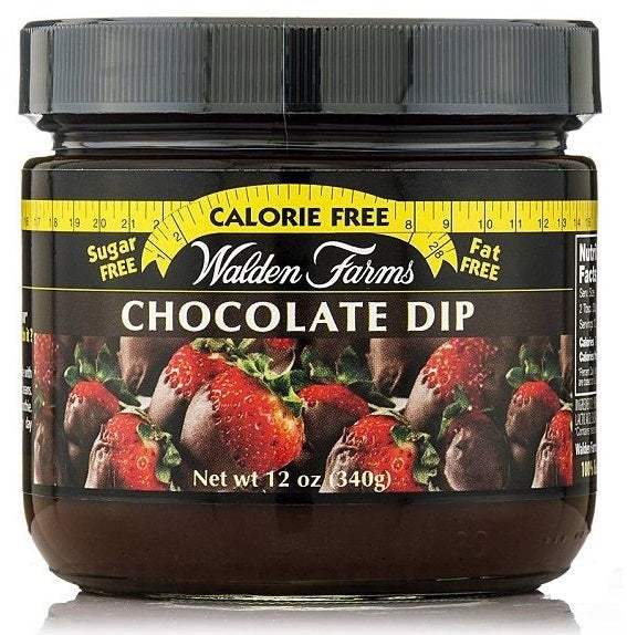 Walden Farms: Chocolate Dip - (340g)
