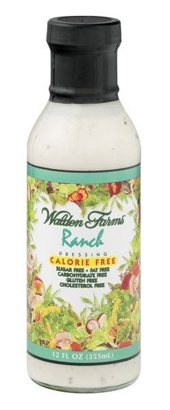 Walden Farms: Salad Dressing - Ranch (355ml)