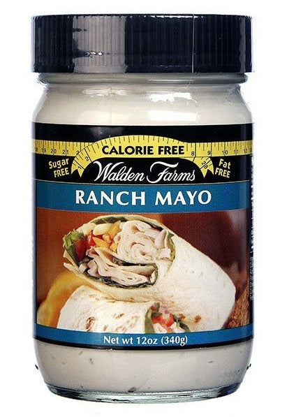 Walden Farms: Mayonnaise - Ranch Mayo (355ml)