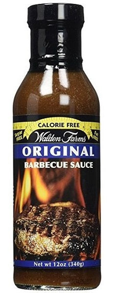 Walden Farms: BBQ Sauce - Original (340g)