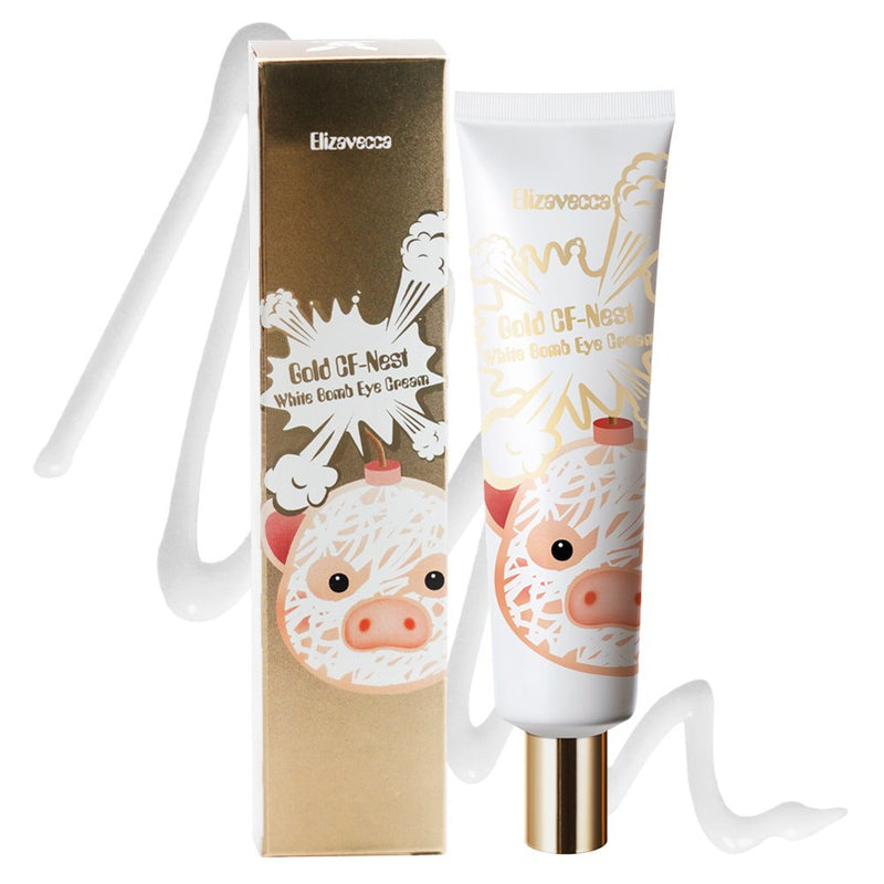 Elizavecca - Gold CF-Nest White Bomb Eye Cream (30ml)