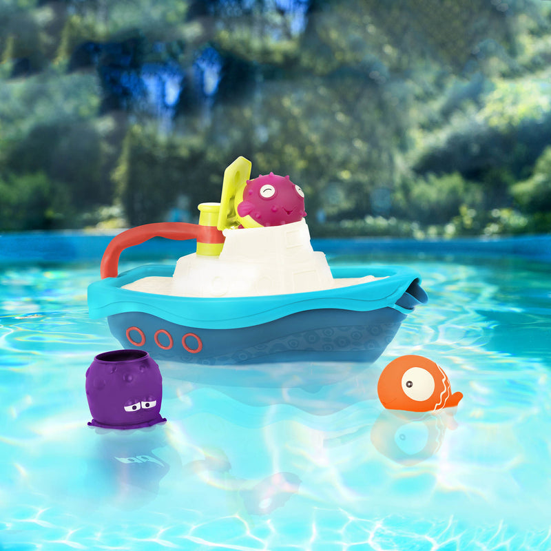 B. Toys: Off The Hook - Bath Boat