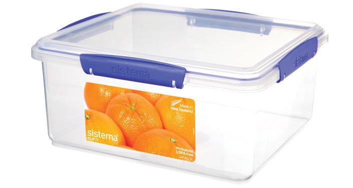 Sistema Klip It Rectangular (5L)
