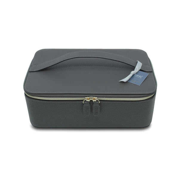 Tonic Luxe Make Up Case - Charcoal